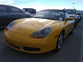 2001 Porsche Boxster S Convertible