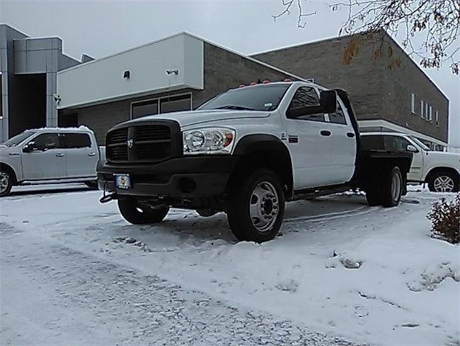 2008 Dodge Ram 5500 HD Chassis ST/SLT/Laramie Truck Quad Cab