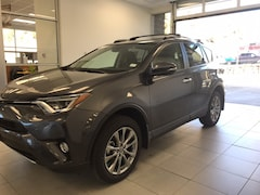 New 2018 Toyota RAV4 Limited SUV for sale Philadelphia