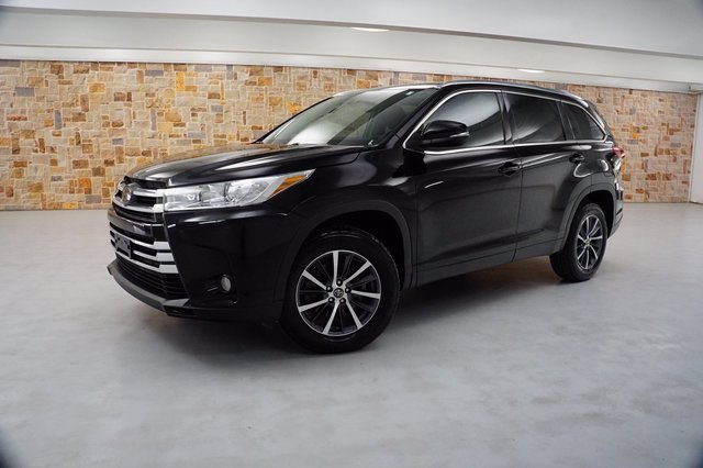 Used Toyota Highlander Weatherford Tx