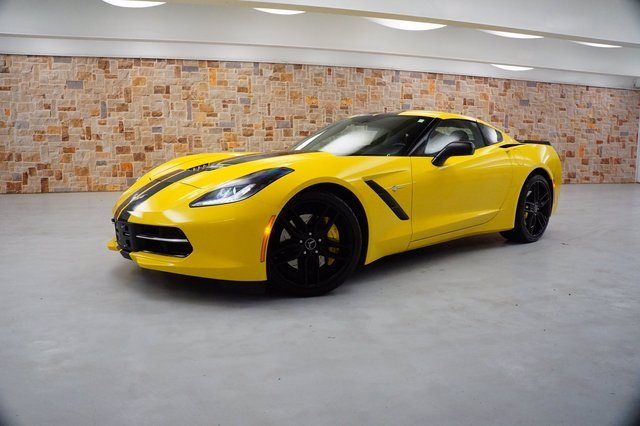 Used Chevrolet Corvette Weatherford Tx