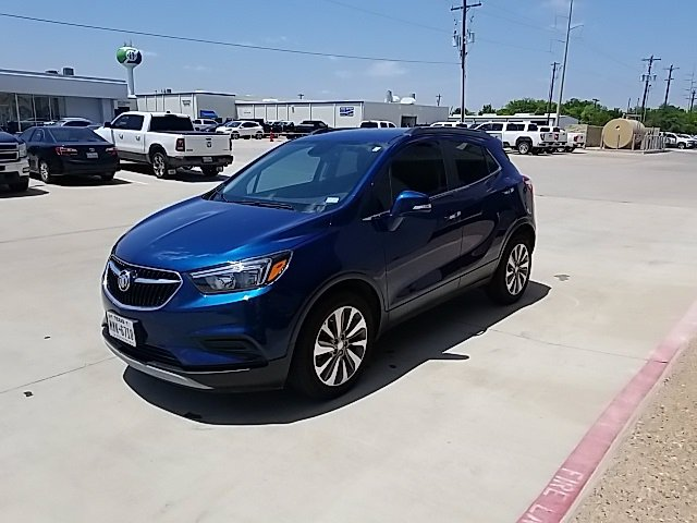 Used Buick Encore Weatherford Tx