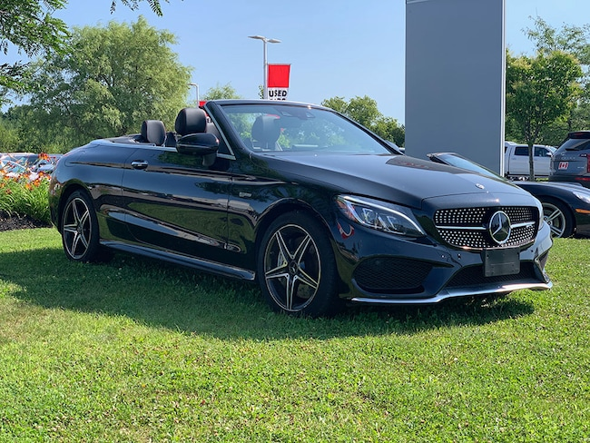 Used 2018 Mercedes Benz C43 Amg For Sale At Durham Kia Vin