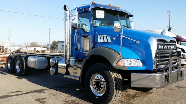 New 2019 MACK GU813 - in Greater Toronto