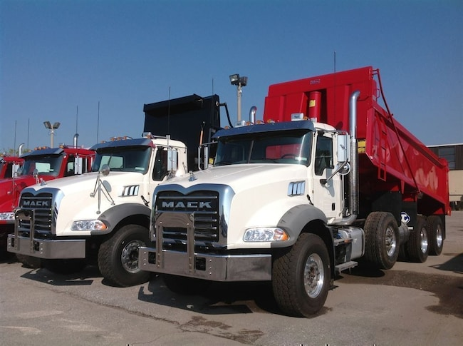 New 2019 MACK SPIF GU813 For Sale at DURHAM TRUCK & EQUIPMENT SALES