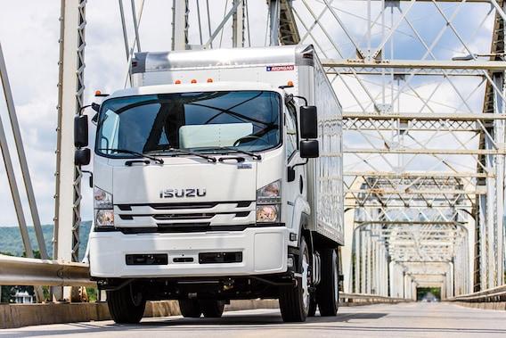 Isuzu Trucks in Peterborough, Ajax and the Greater Toronto