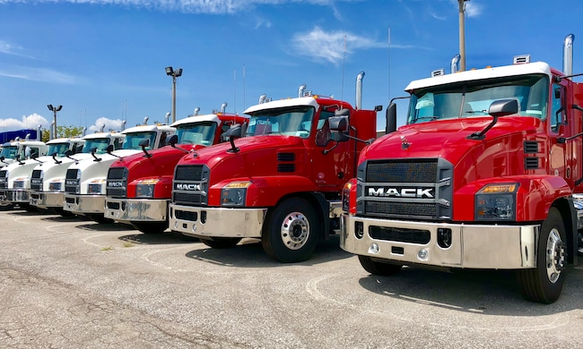 New 2019 Mack Anthem For Sale At Durham Truck Equipment Sales