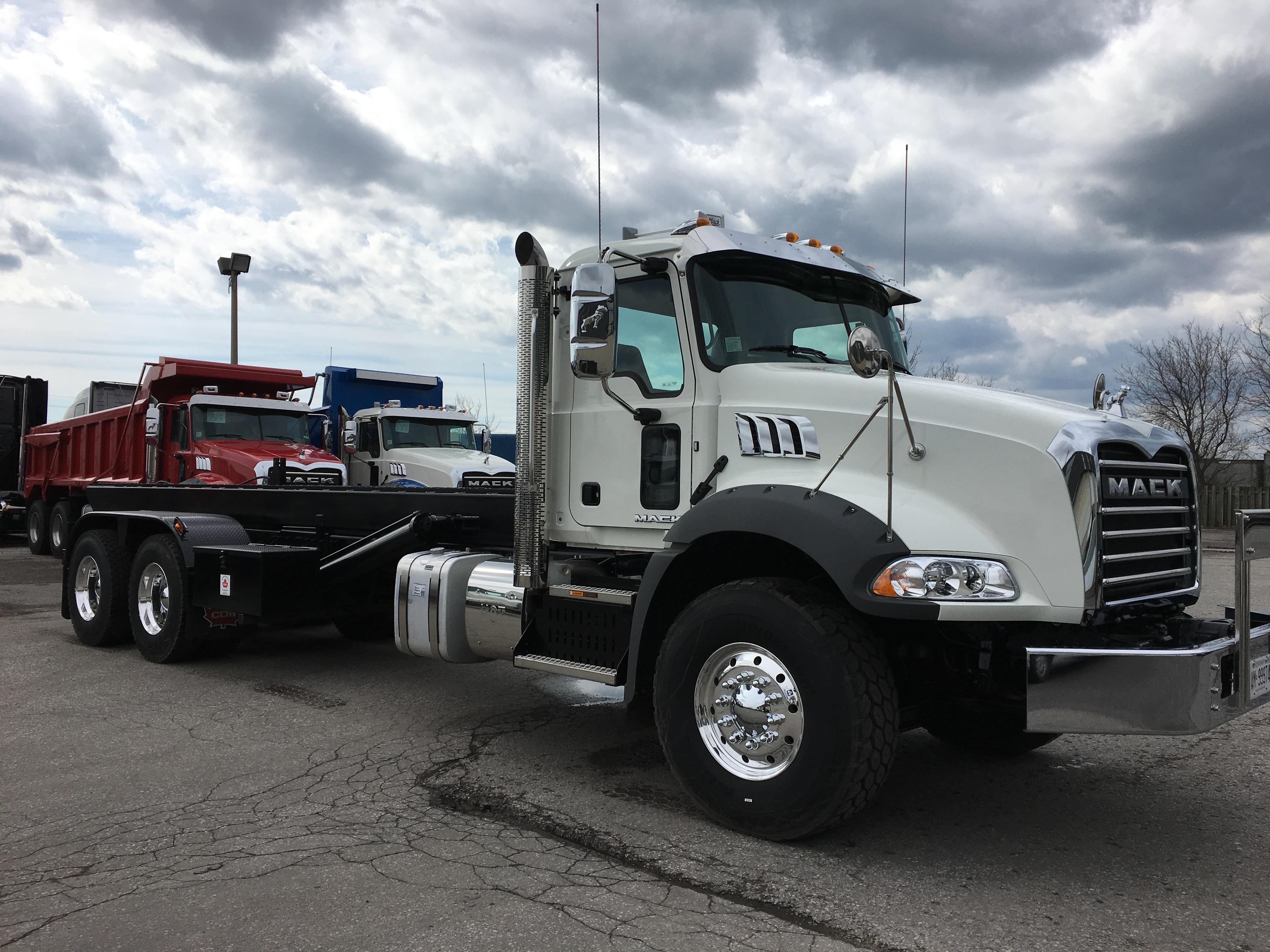 Mack Trucks | DURHAM TRUCK & EQUIPMENT SALES & SERVICE