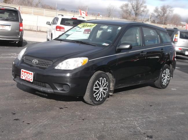 2008 Toyota Matrix CLEAN CARFAX REPORT LIKE NEW Hatchback