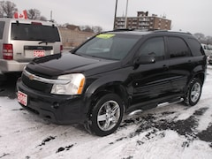 2008 Chevrolet Equinox LT LEATHER SUNROOF AWD SUV