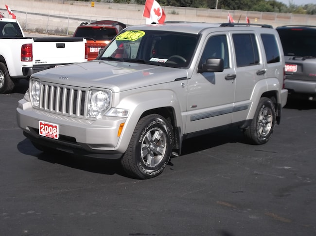 2008 Jeep Liberty NORTH EDITION 4X4 SUV