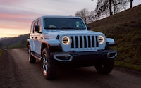 2020 Jeep Wrangler Trim Levels