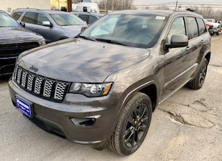 New 2019 Jeep Grand Cherokee ALTITUDE 4X4 Sport Utility for sale in Plattsburgh, NY