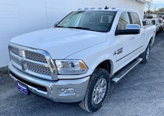 New 2018 Ram 2500 LARAMIE CREW CAB 4X4 6'4 BOX Crew Cab For Sale In Plattsburgh, NY
