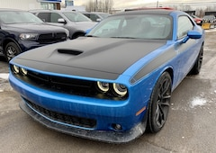 New 2019 Dodge Challenger R/T SCAT PACK Coupe For Sale In Plattsburgh, NY