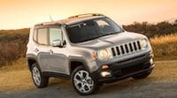 2018 Jeep Renegade Features