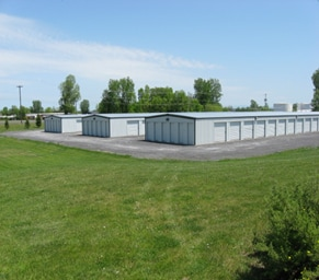 Durocher Self Storage in the Morrisonville area