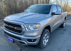 New 2019 Ram 1500 BIG HORN / LONE STAR CREW CAB 4X4 5'7 BOX Crew Cab For Sale In Plattsburgh, NY