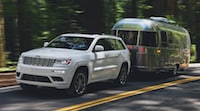 2021 Jeep Grand Cherokee Towing Capacity