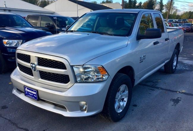 New 2019 Ram 1500 CLASSIC EXPRESS QUAD CAB 4X4 6'4 BOX Quad Cab for sale in Plattsburgh, NY