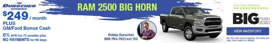 Ram 2500 Big Horn