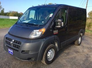 New 2018 Ram ProMaster 1500 CARGO VAN LOW ROOF 118 WB Cargo Van for sale in Plattsburgh, NY