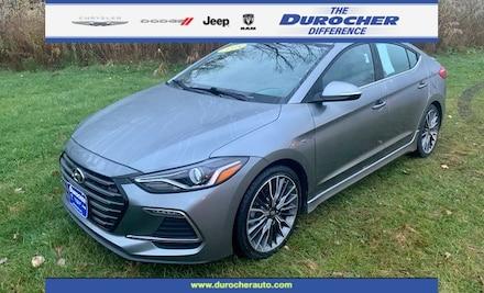 2018 Hyundai Elantra Sport 4DSD