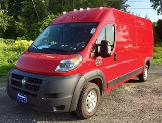 New 2018 Ram ProMaster 2500 CARGO VAN HIGH ROOF 159 WB Cargo Van for sale in Plattsburgh, NY