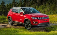 2020 Jeep Compass Trim Levels