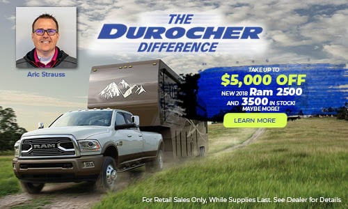 2018 In Stock RAM 2500 and 3500 Models