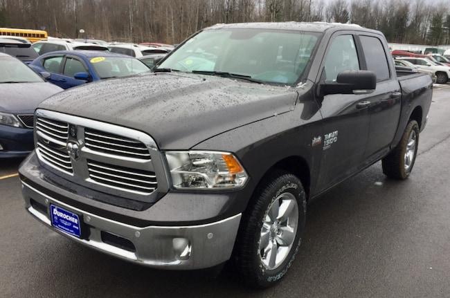 New 2019 Ram 1500 CLASSIC BIG HORN CREW CAB 4X4 5'7 BOX Truck for sale in Plattsburgh, NY