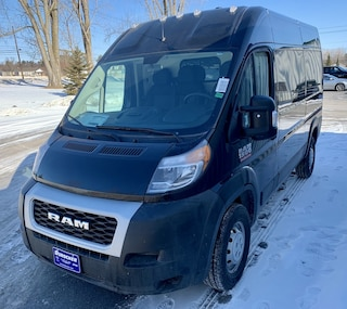 New 2019 Ram ProMaster 1500 CARGO VAN HIGH ROOF 136 WB Cargo Van for sale in Plattsburgh, NY