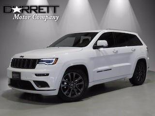 Used 2018 Jeep Grand Cherokee Overland 4x4 SUV For Sale in Houston, TX