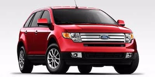 Used 2010 Ford Edge Limited SUV For Sale in Houston, TX