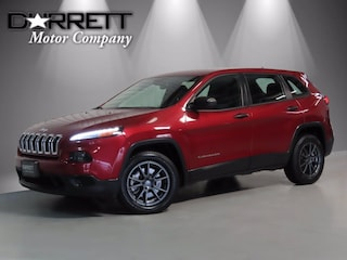 Used 2014 Jeep Cherokee Sport FWD SUV For Sale in Houston, TX