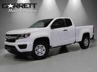 Used 2015 Chevrolet Colorado Truck Extended Cab For Sale in Houston, TX