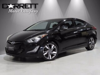Used 2014 Hyundai Elantra Limited Sedan For Sale in Houston, TX