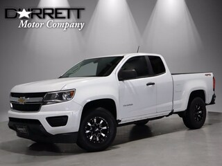 Used 2015 Chevrolet Colorado WT Truck Extended Cab For Sale in Houston, TX