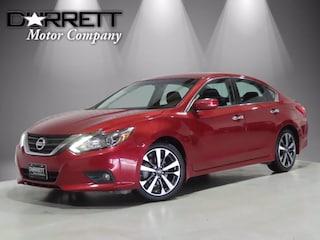 Used 2016 Nissan Altima 2.5 SR Sedan For Sale in Houston, TX