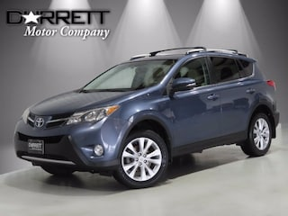 Used 2014 Toyota RAV4 Limited SUV For Sale in Houston, TX