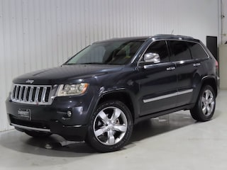 Used 2013 Jeep Grand Cherokee Overland SUV For Sale in Houston, TX