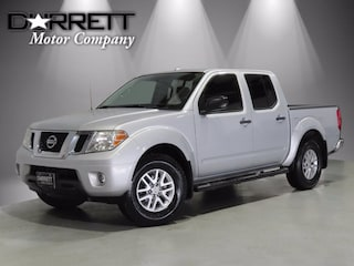 Used 2016 Nissan Frontier SV Truck Crew Cab For Sale in Houston, TX
