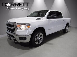 Used 2020 Ram 1500 Big Horn/Lone Star Truck Crew Cab For Sale in Houston, TX