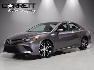 Used 2020 Toyota Camry Sedan For Sale in Houston, TX