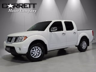 Used 2017 Nissan Frontier SV Truck Crew Cab For Sale in Houston, TX