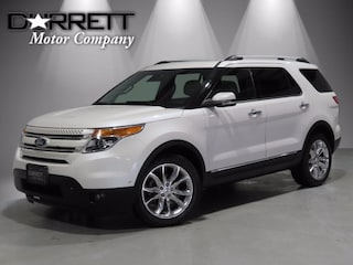 Used 2013 Ford Explorer Limited SUV For Sale in Houston, TX