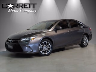 Used 2015 Toyota Camry Sedan For Sale in Houston, TX