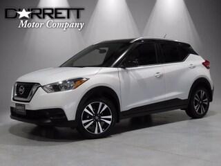 Used 2018 Nissan Kicks SV SUV For Sale in Houston, TX