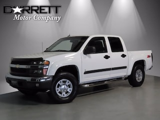 Used 2008 Chevrolet Colorado LT Truck Crew Cab For Sale in Houston, TX