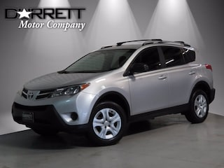 Used 2014 Toyota RAV4 LE SUV For Sale in Houston, TX